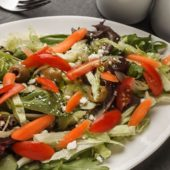 Bay leaf Spring Salad